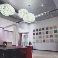 The new #Viero showroom in Nanjing, China looking awesome #vieroontour #vierochina #nanjing #china #showroom #interiordesign #plasterfinishes #surfacedesign #industrialinterior #bespokedesign #venetianplaster #polishedplaster