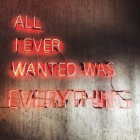 Happy V Day - hope you got everything you wanted! #regram @blinklondon #valentines #valentinesday #everything #neonsign #concretedecor #concreteinteriors #interiordesign #architecture #concretecollection #industrial