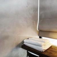 Our award winning Marmorin Hydro creating a chic bathroom backdrop at Silver House <blog link in bio> #viero #vierouk#silverhouse #southwales #bathroominteriors #interiorblog #awardwinninginteriors #interiordesign #granddesigns #luxuryinteriors #bespokeinteriors
