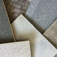 All the greys ???? which is your favourite finish? #viero #vierouk #samples #products #polishedplaster #plasterfinishes #texture #interiordesign #bespokedesign #venetianplaster #luxuryinteriors #architecture #architects #greyinteriors #concreteinteriors