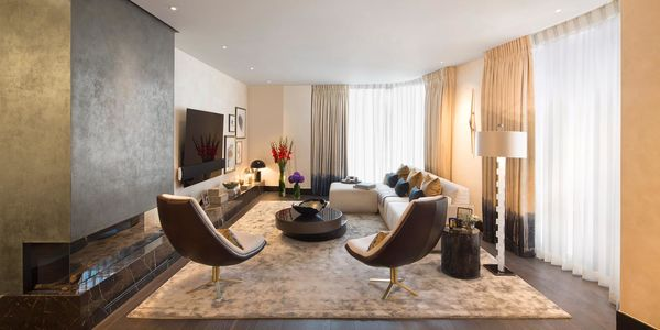 Creating Luxury Surface Designs For Mayfair Residents