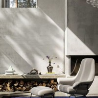 Natural light & matt concrete walls; the perfect pairing for an easy Sunday morning ?? . . . #regram @hem ???? . . . #interiordesign #interiorinspo #hem #design #conceptdesign #plasterwalls #concretewalls #concreteinterior #greyinterior #livingroom #naturallight #luxuryinterior #naturalmaterials #polishedplaster #texturedplaster #decorativeplaster #minimaldesign #minimalinterior #scandidesign #scandiinterior