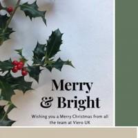 Merry Christmas from all the team at Viero UK ???? . . . . #christmas #holidays #christmasholidays #festive #holly #hollyandtheivy #merrychristmas #interiordesign #design #interiors #inspo #viero #vierouk #plaster #polishedplaster #venetian #venetianplaster #marmorino