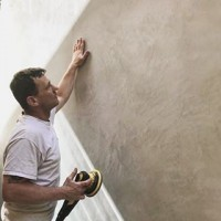 Every one of our plaster finishes is completely unique, applied by hand with incredible attention to detail ? . . . To discuss becoming an approved Viero UK applicator, or to receive a quote for your design project, contact us at enquiries@viero.co.uk ?? . . . #viero #vierouk #plasterapplicator #tradesmen #craftsmen #decorativeplaster #polishedplaster #venetianplaster #concreteeffect #plasterwalls #bespokedesign #interiordesign #exteriordesign #construction #interiorinspo #concreteinterior #industrialdesign #qualitywork #luxuryinteriors #concretewall #featurewall