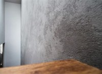 #tbt ???? . . . One of favourite residential properties to work on was this three storey home in Dalston with a wooden feature open staircase. We created a bespoke concrete effect finish with an iridescent glaze and plenty of texture, to compliment the natural materials. . . . #bespokedesign #polishedplaster #concreteeffect #decorativeplaster #texturedplaster #plasterwalls #naturalmaterials #featurestaircase #greyinterior #concreteinterior #interiordesign #surfacedesign #interiorinspo #construction #consultation #viero #vierouk